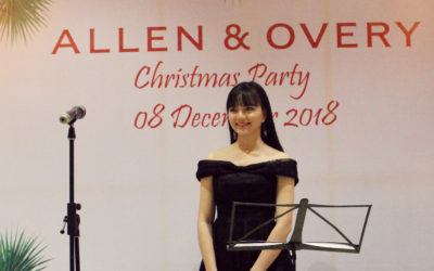 Vẽ Tranh Cát Sự Kiện Cty Luật Allen & Overy