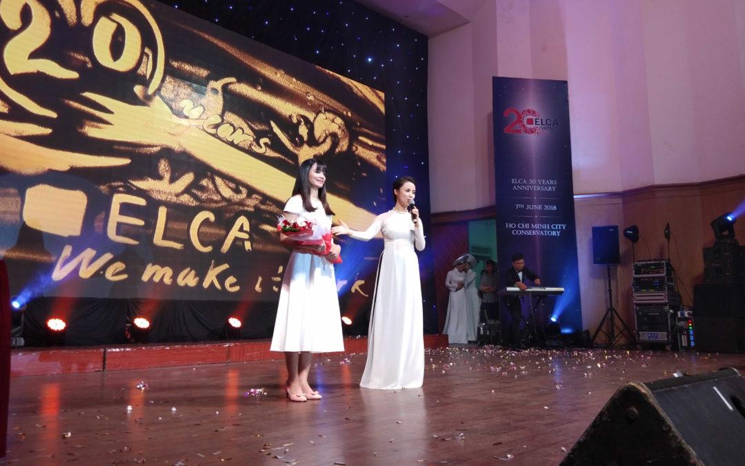Tranh Cát Event Tôn Vinh Tài Năng Trẻ – Cty Công Nghệ Phần Mềm Elca Việt Nam