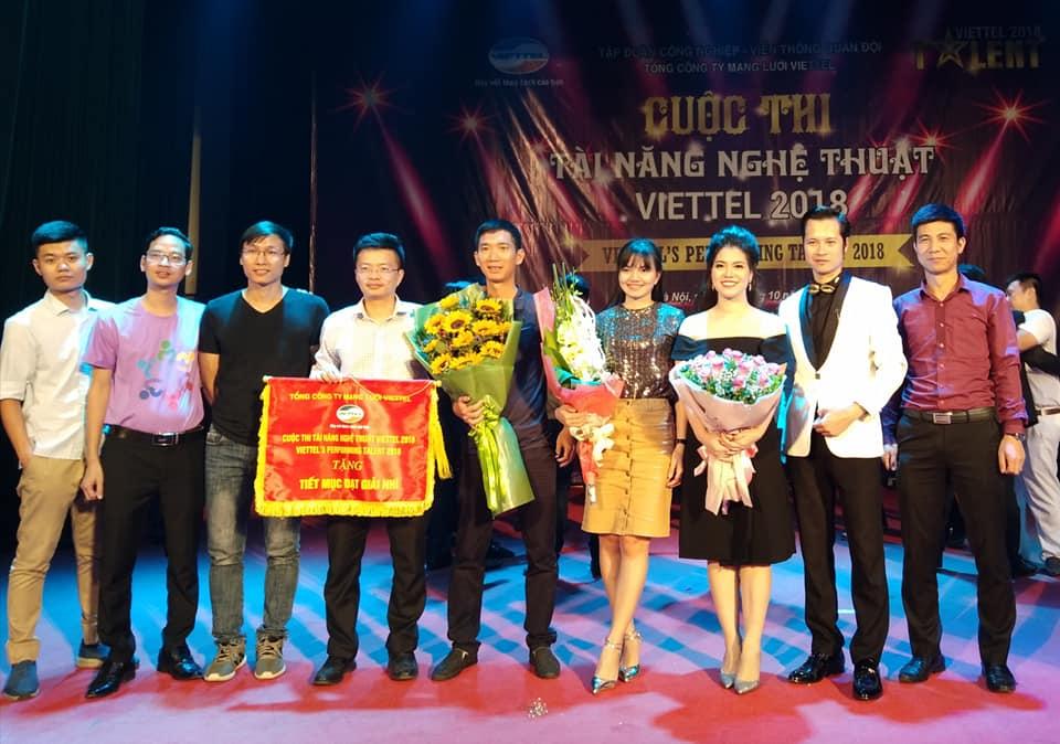 Dạy Vẽ Tranh Cát Viettel Got Talent 2018