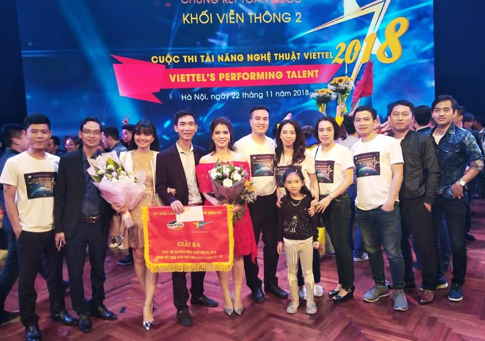 Viettel Got Talent Vòng Chung Kết Toàn Quốc