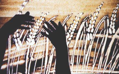 Biểu Diễn Vẽ Tranh Cát Tại Lễ Khai Trương Nhà Máy Chế Biến Thực Phẩm Thọ Phát